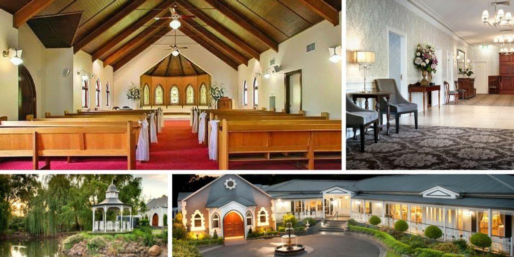 Ballara Estate Chapel in Eltham - Funeral Directors Melbourne - Greenhaven Funerals