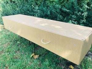 FREE COFFINS for families who live in Melbourne and surrounding areas! -