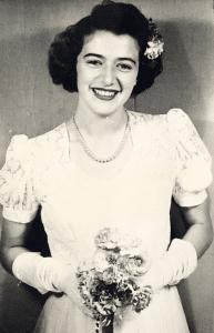 "Elizabeth June Clydesdale ""Bette"" -"