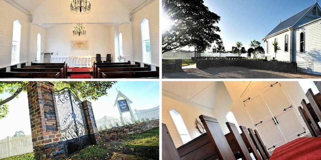 The Little White Chapel - Funeral Directors Melbourne - Greenhaven Funerals
